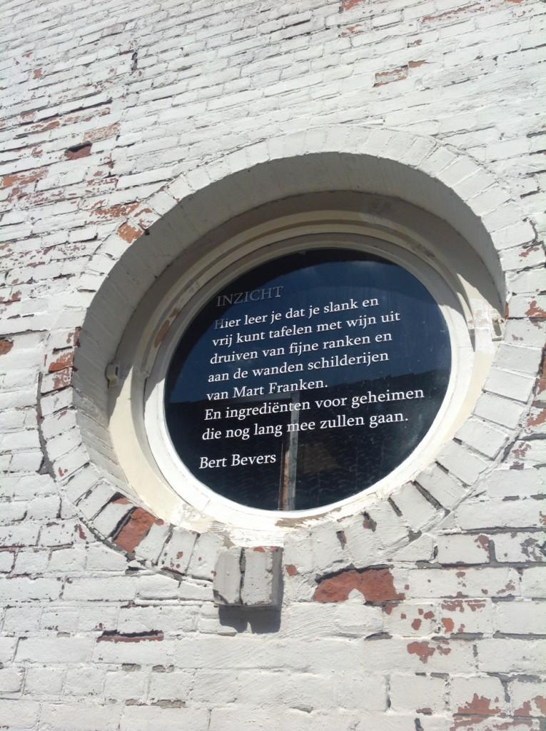 bertbevers gedicht